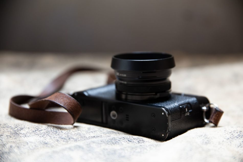 Shitty Little Camera: the Fuji X100F Review - Matteo Pezzi